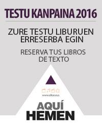 testu kanpaina 2016